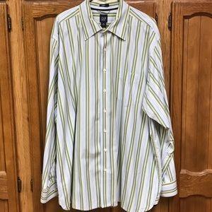 Gap men's button down shirt, size XXL